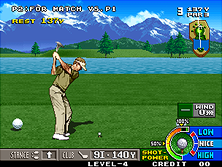 Thumb image for Neo Turf Masters / Big Tournament Golf mame emulator game