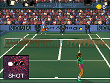 Thumb image for Ultimate Tennis mame emulator game