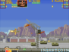 Thumb image for U.N. Squadron (US) mame emulator game
