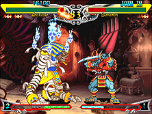 Thumb image for Vampire Savior: The Lord of Vampire (Hispanic 970519) mame emulator game