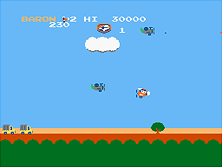 Thumb image for Vs. Super SkyKid mame emulator game