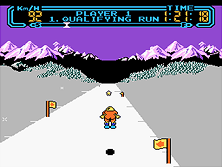 Thumb image for Vs. Slalom mame emulator game