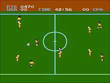 Thumb image for Vs. Soccer mame emulator game