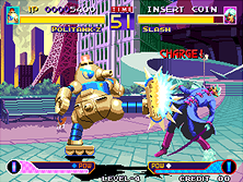 Thumb image for Waku Waku 7 mame emulator game