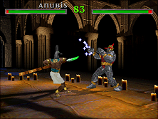 Thumb image for War Gods mame emulator game