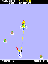 Thumb image for Water Ski mame emulator game