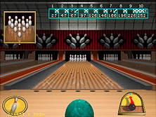 Thumb image for World Class Bowling (v1.2) mame emulator game