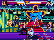 Thumb image for World Heroes 2 Jet (set 2) mame emulator game