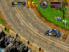 Thumb image for World Rally 2: Twin Racing mame emulator game