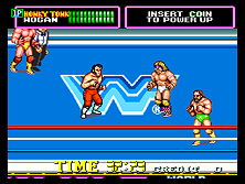 Thumb image for WWF Superstars (Europe) mame emulator game