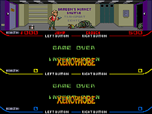 Thumb image for Xenophobe mame emulator game