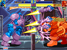 Thumb image for X-Men: Children of the Atom (Asia 941217) mame emulator game