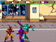 Thumb image for X-Men (4 Players ver JBA) mame emulator game