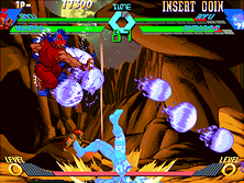 Thumb image for X-Men Vs. Street Fighter (Hispanic 961004) mame emulator game