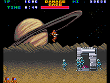 Thumb image for Solar-Warrior mame emulator game